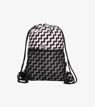 CONVERSE CINCH BAG BLACK
