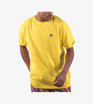 K1X COLOR TEE CYBER YELLOW