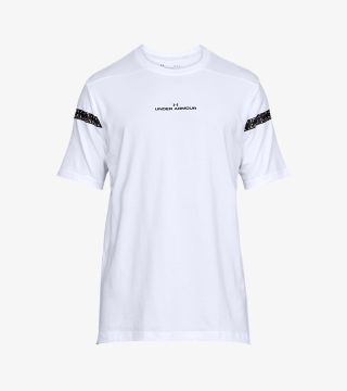 PURSUIT SHORT SLEEVE TEE WHITE