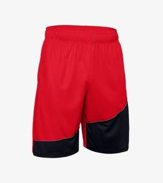 BASELINE 10IN SHORT RED