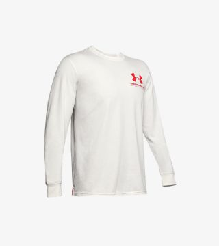 ORIGINATORS LONGSLEEVE TEE WHITE