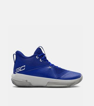 CURRY 3ZER0 4 BLUE