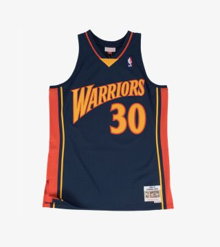 CURRY 09/10 SWINGMAN JERSEY