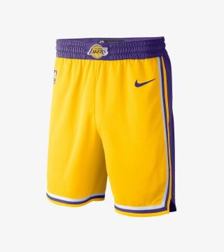 LAKERS ICON SWINGMAN SHORT