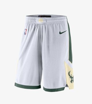 BUCKS ASSOCIATION SWINGMAN SHORT