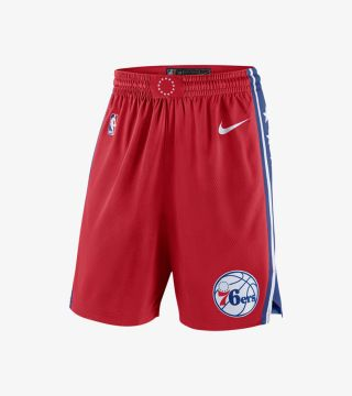 76ERS STATEMENT SWINGMAN SHORT
