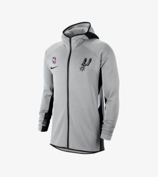 SPURS THERMAFLEX SHOWTIME HOODIE