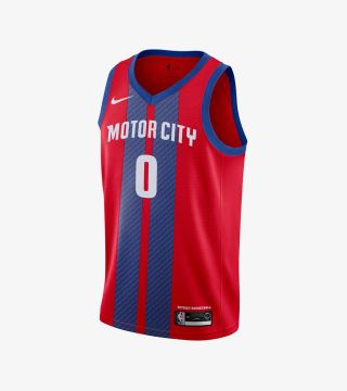 DRUMMOND CITY EDITION SWINGMAN JERSEY