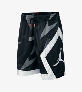 JORDAN PSG BLOCKED DIAMOND SHORT