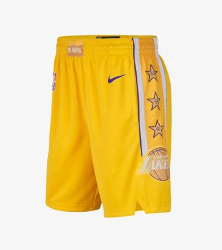LAKERS CITY SWINGMAN SHORT
