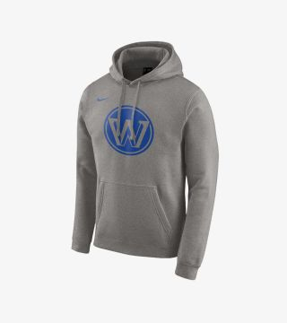 WARRIORS CITY EDITION LOGO HOODIE