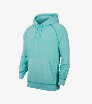 WINGS WASHED FLEECE HOODIE