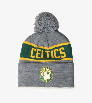 CELTICS TEAM TONE KNIT