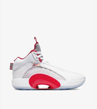 AIR JORDAN 35 FIRE RED