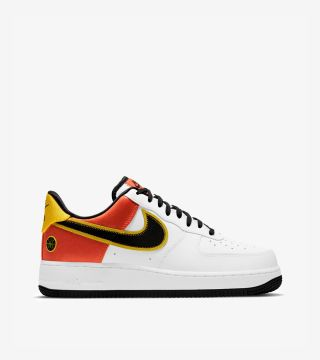 AIR FORCE 1 LOW RAYGUNS