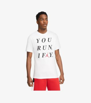 YOU RUN I FLY TEE