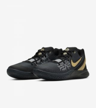 KYRIE FLYTRAP 2 BLACK GOLD