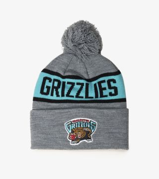 GRIZZLIES TEAM TONE KNIT