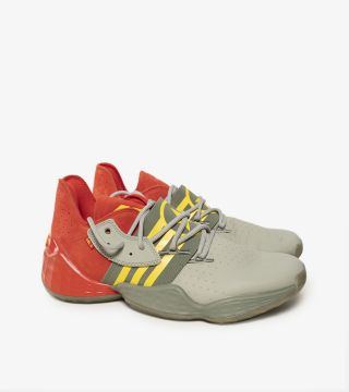 HARDEN VOL. 4 RED TAILS