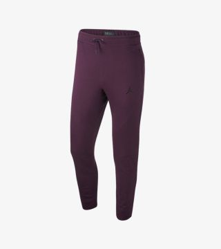 WINGS FLEECE PANT BORDEAUX