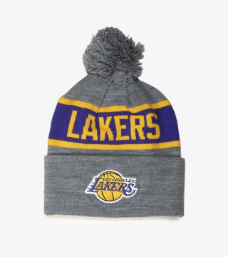 LAKERS TEAM TONE KNIT