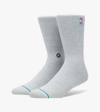 NBA LOGOMAN SOCKS GREY
