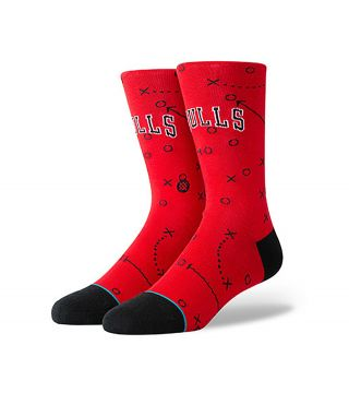 BULLS PLAYBOOK SOCKS