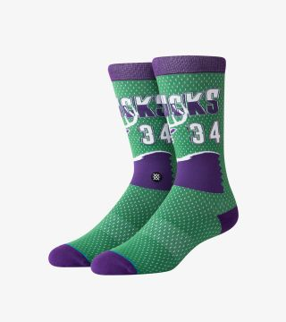 RAY ALLEN 96 BUCKS SOCKS