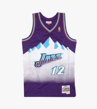 STOCKTON 96/97 SWINGMAN JERSEY