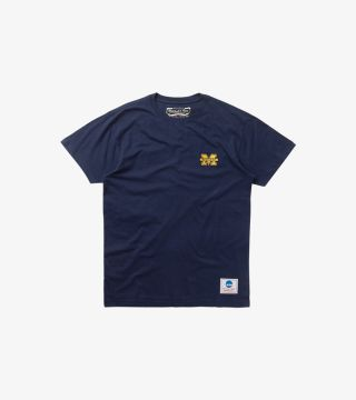 MICHIGAN EMBROIDERED TEE