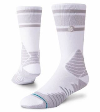 GAMEDAY STRIPE SOCKS GREY