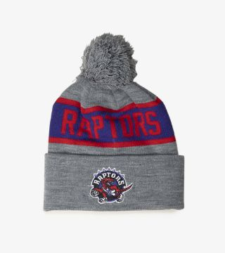 RAPTORS TEAM TONE KNIT