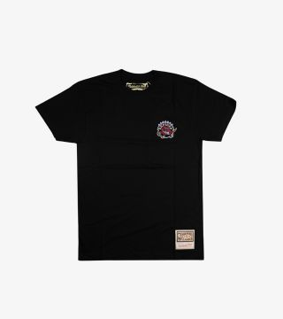 RAPTORS EMBROIDERED TEE
