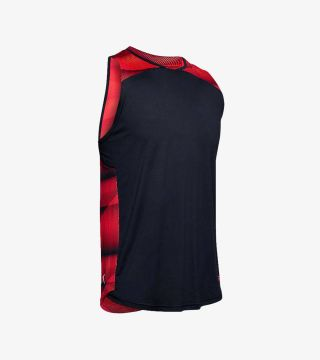 CURRY ELEVATED TANK BLACK