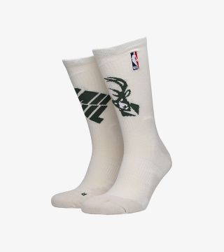 BUCKS ELITE CREW SOCKS