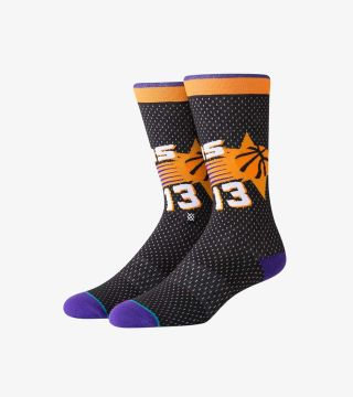 STEVE NASH 97 SUNS SOCKS