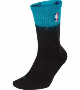 HORNETS CITY EDITION ELITE CREW SOCKS