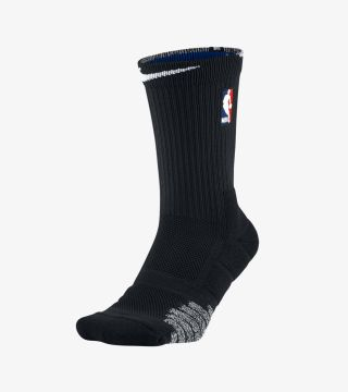 NBA GRIP QUICK CREW BLACK