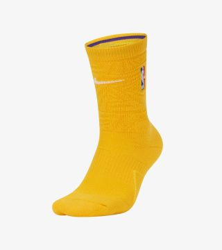 LAKERS ELITE CITY EDITION SOCKS