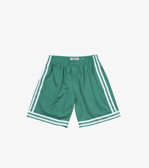 detailed look 386e3 9122d BOSTON CELTICS SWINGMAN SHORT