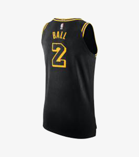 purchase cheap 7921c 57399 LONZO BALL CITY AUTHENTIC JERSEY | Nike | AH6056-011 ...