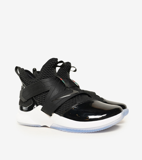 the best attitude 942b5 30616 LEBRON SOLDIER XII SFG | Nike | AO4054-005 | Double Clutch