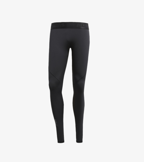 detailed look d5f68 69bd2 ALPHASKIN LONG TIGHT BLACK