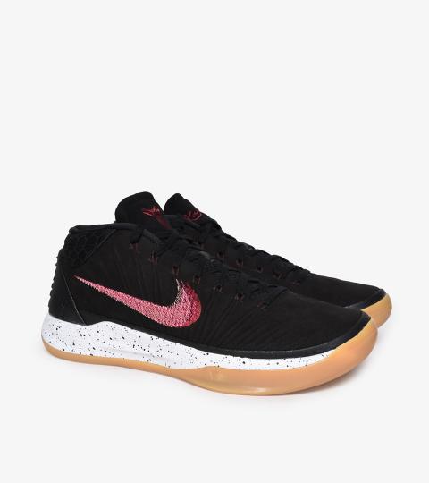 timeless design 1795b ea020 KOBE AD MID BLACK GUM   Nike   922482-006   Double Clutch