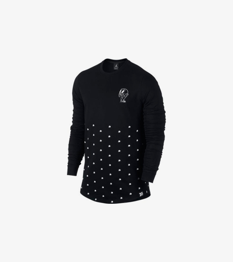 T SHIRT NIKE AIR JORDAN 11 LONG SLEEVE 819121