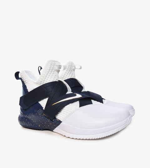 save off 0d262 f9522 LEBRON SOLDIER XII SFG   Nike   AO4054-100   Double Clutch