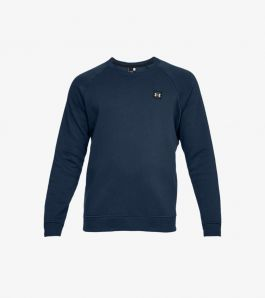 RIVAL FLEECE CREW BLUE