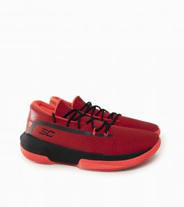 CURRY 3ZERO III RED GS