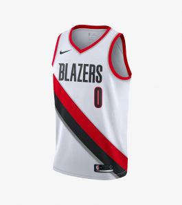 LILLARD ASSOCIATION SWINGMAN JERSEY