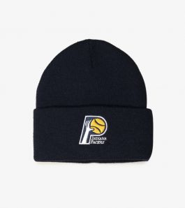 PACERS TEAM LOGO CUFF KNIT
